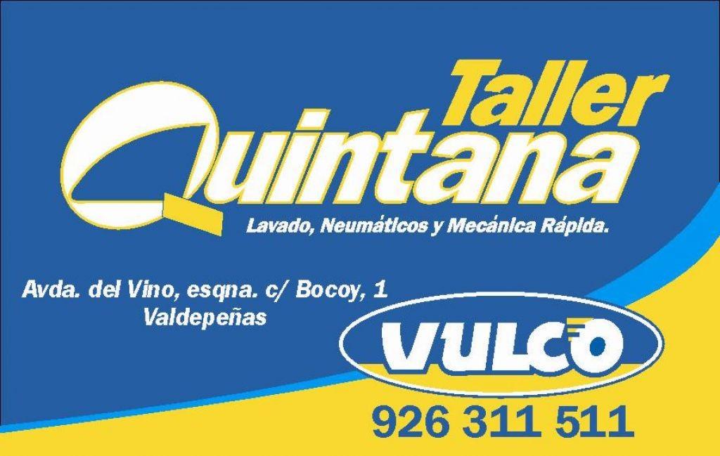 TALLER QUINTANA en Valdepeñas