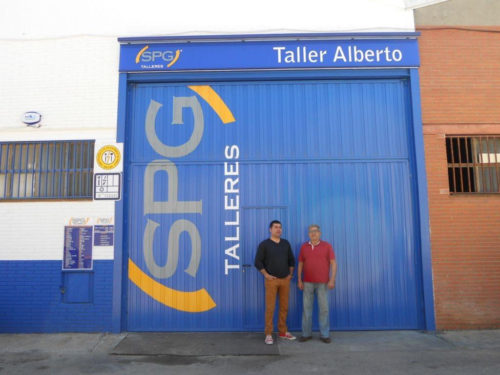 Taller Alberto en Vilanova i la Geltrú