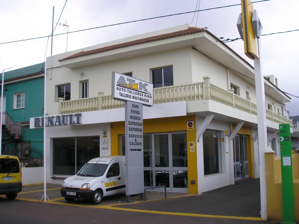 AUTO TALLERES KIKO en San Cristóbal de La Laguna