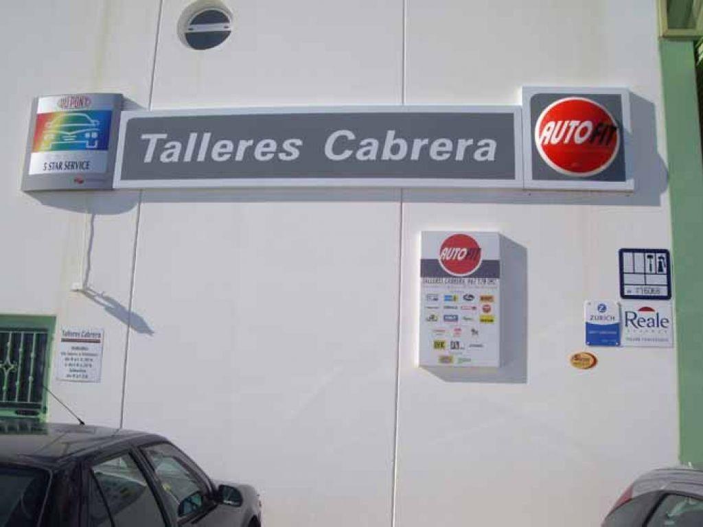 TALLERES CABRERA en Hellín title=