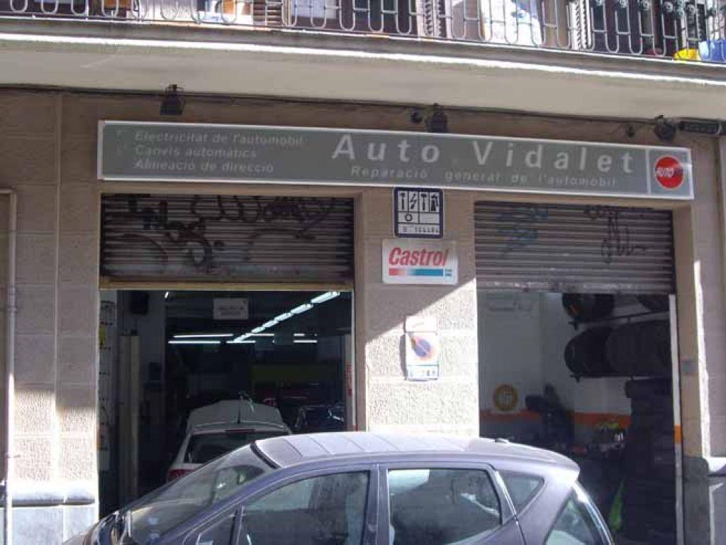 AUTO VIDALET en Barcelona