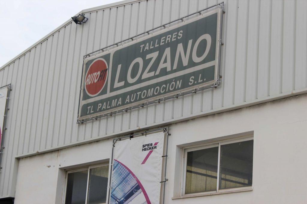 TALLERES LOZANO en Palma de Mallorca title=