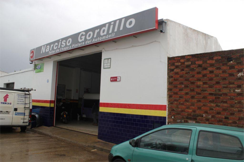 TALLERES NARCISO GORDILLO en Fuente del Maestre title=