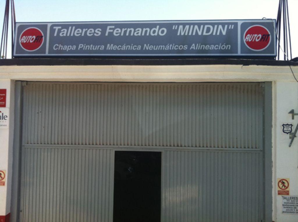 TALLERES FERNANDO MINDIN en Zubia (La) title=
