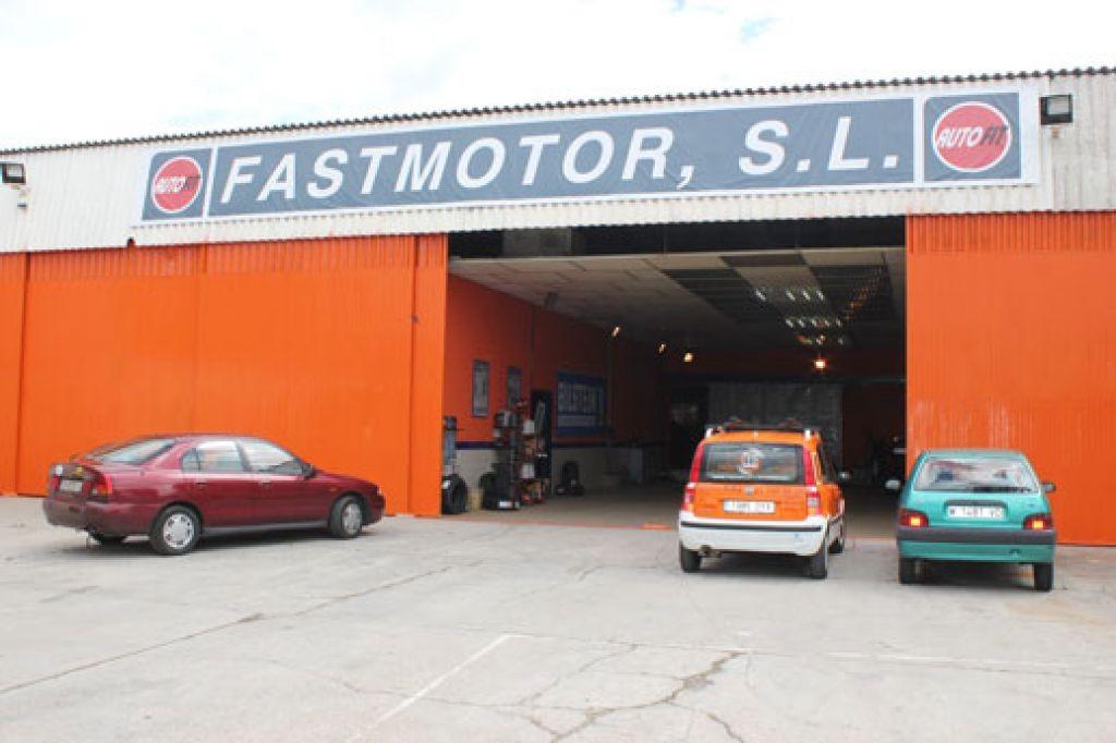 FAST MOTOR S.L. en Rivas-Vaciamadrid