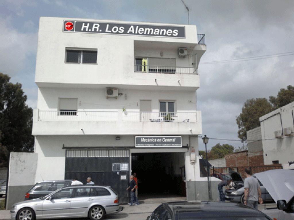 H.R. LOS ALEMANES en San Roque title=