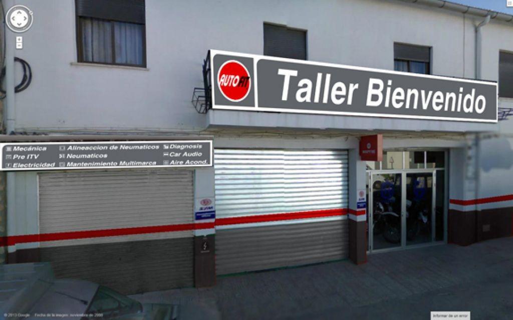 TALLERES BIENVENIDO en Valdeganga title=