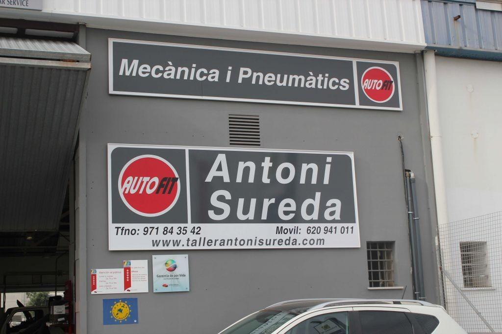 TALLER ANTONI SUREDA en Manacor