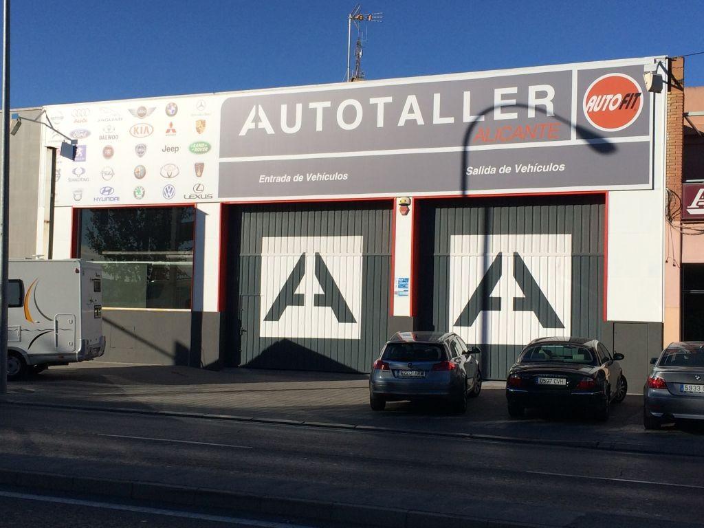 AUTOTALLER ALICANTE, S.L. en Alicante/Alacant title=
