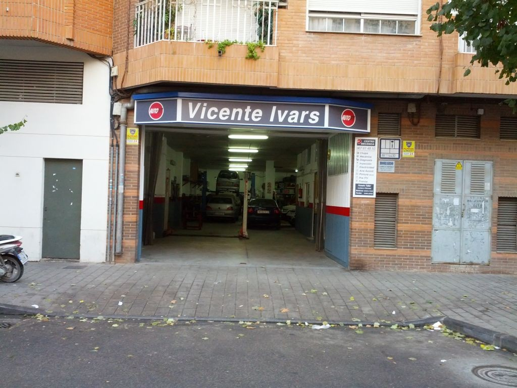TALLERES VICENTE IVARS MECANICA