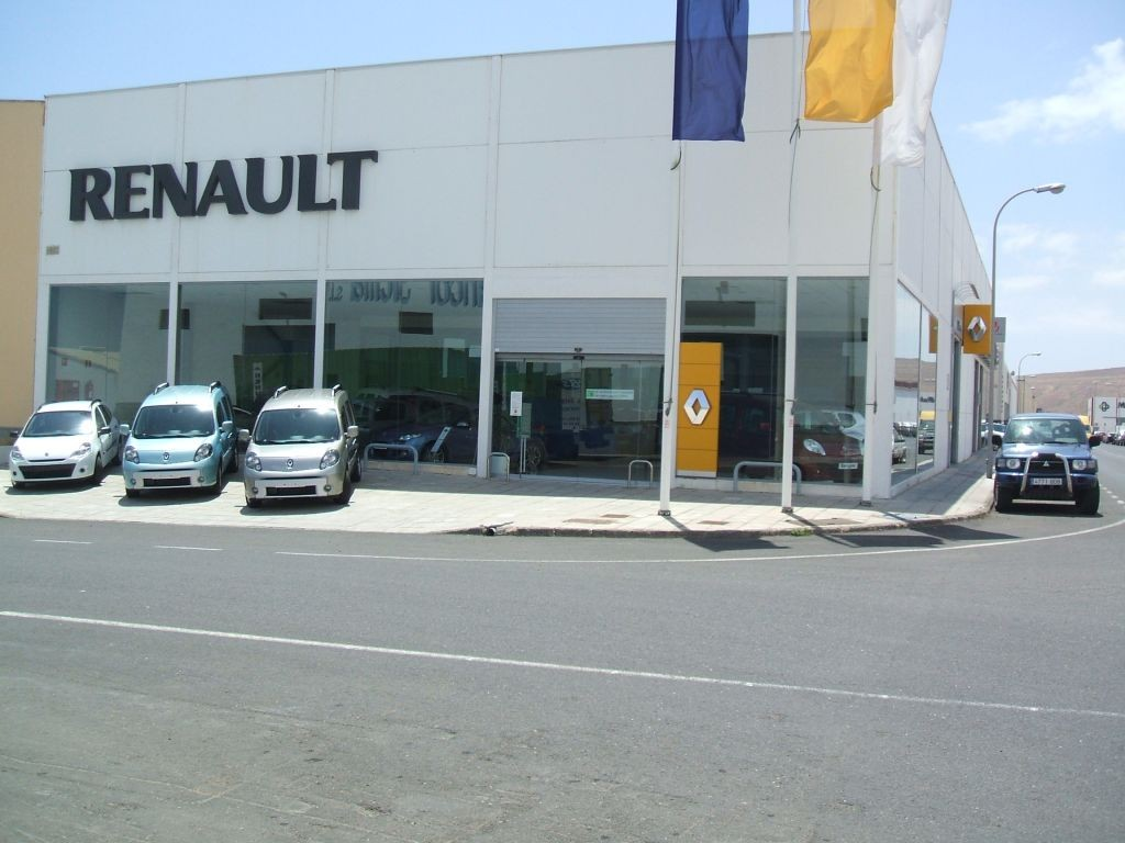 Renault juan toledo sl en puerto del rosario reparamiauto - Itv puerto del rosario ...