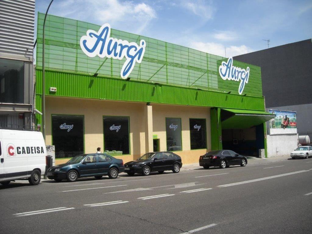 AURGI EMILIO MUÑOZ en Madrid title=