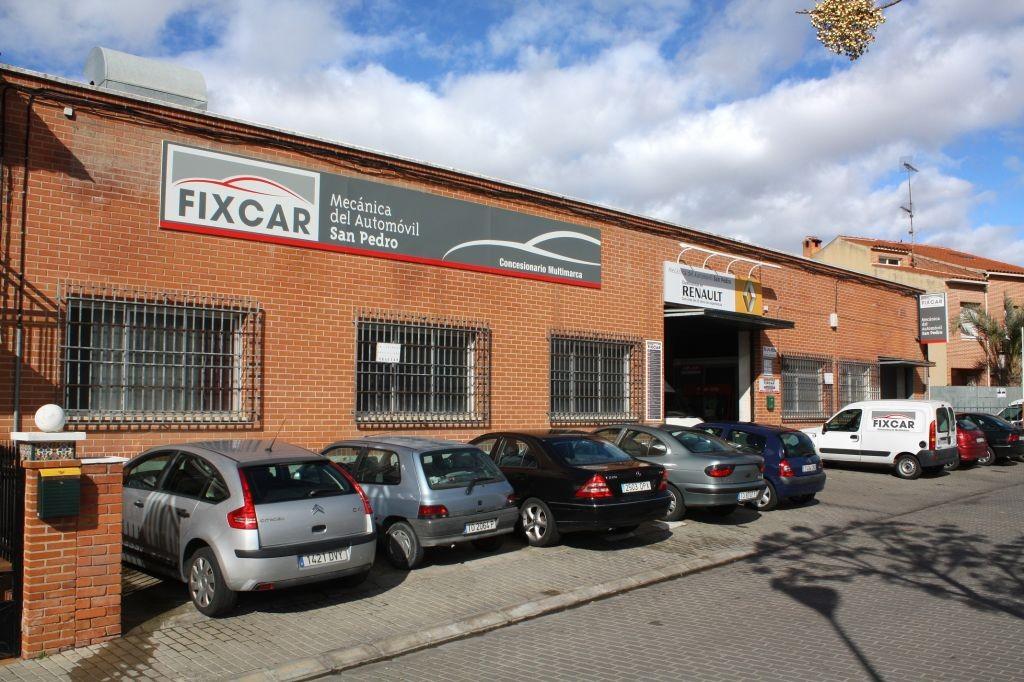 MECANICA DEL AUTOMOVIL SAN PEDRO, S.L. en Toledo