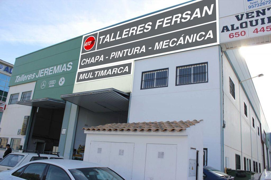 TALLERES FERSAN en Córdoba title=