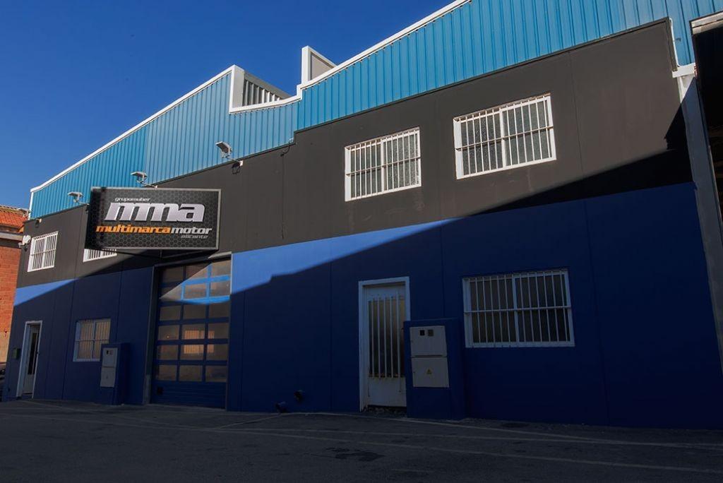MULTIMARCA MOTOR ALICANTE S.L. en Alicante/Alacant