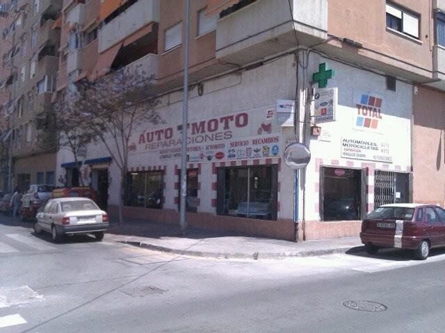 AUTO MOTO STAR REPARACIONES en Alicante/Alacant