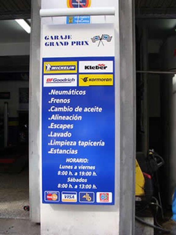 GARAJE GRAND PRIX en Torrelavega