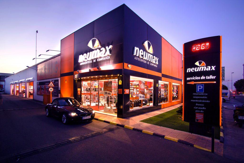 NEUMAX Autocentros de Confianza en Jaén
