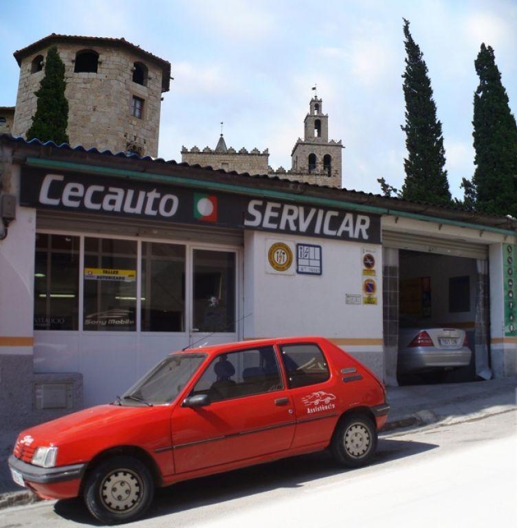 servicar en Sant Cugat del Vallès