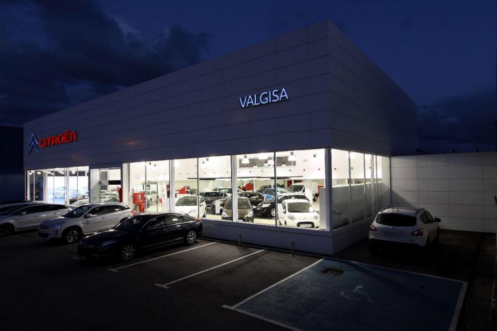 Valgisa - Concesionario oficial Citroen en Gijón