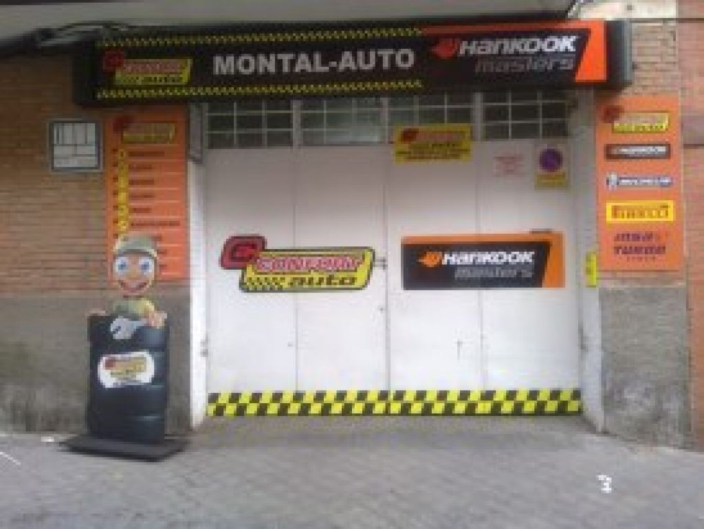 MONTAL-AUTO, S.L. en Madrid