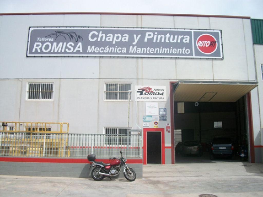Talleres Romisa en Xirivella