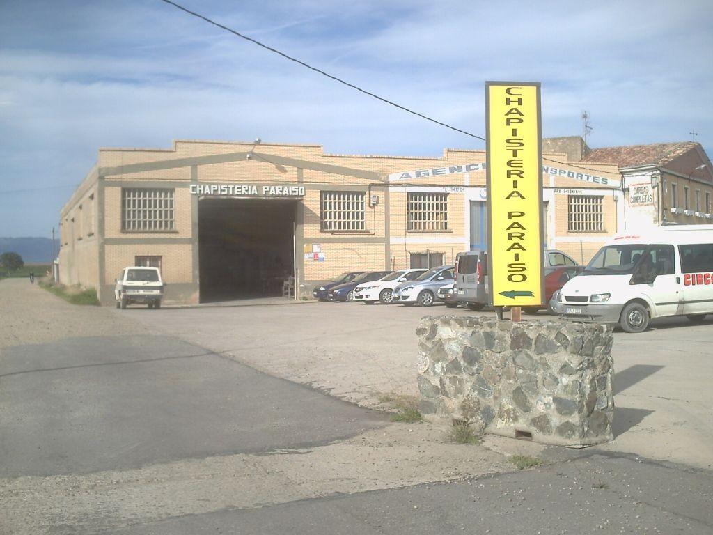 CHAPISTERÍA PARAISO en Santo Domingo de la Calzada title=