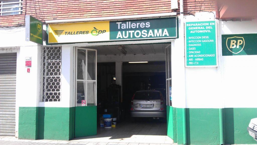 TALLERES AUTO SAMA en León