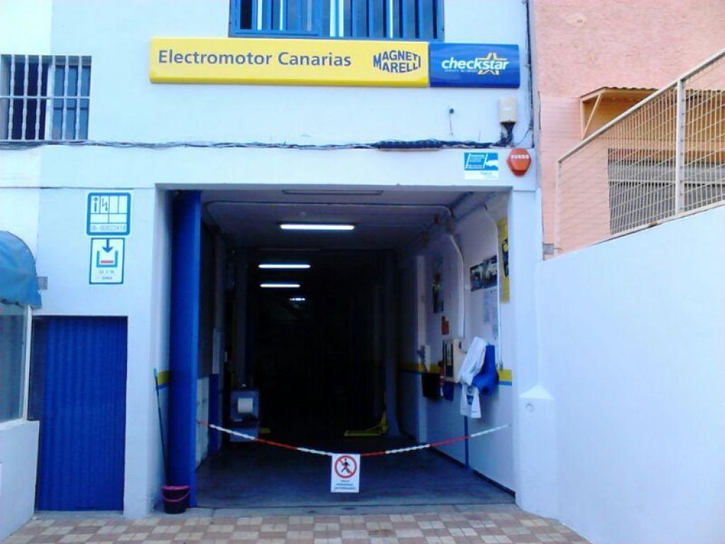 ELECTROMOTOR CANARIAS en Palmas de Gran Canaria (Las)