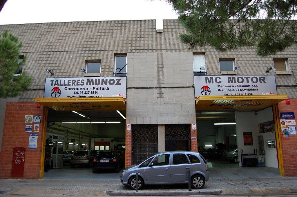 TALLERES MUÑOZ CABRERA en Hospitalet de Llobregat (L')