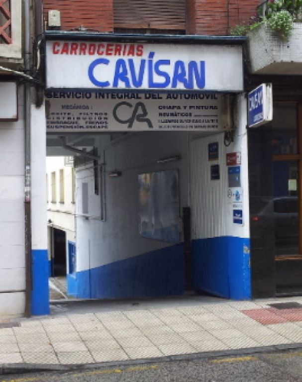 Carroceri­as Cavisan