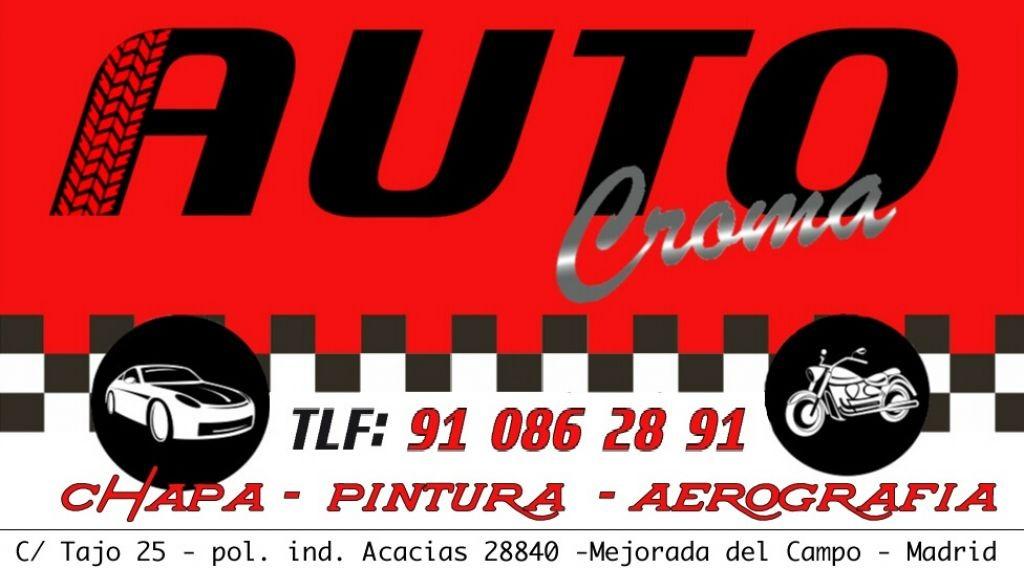 Talleres Autocroma en Mejorada del Campo title=