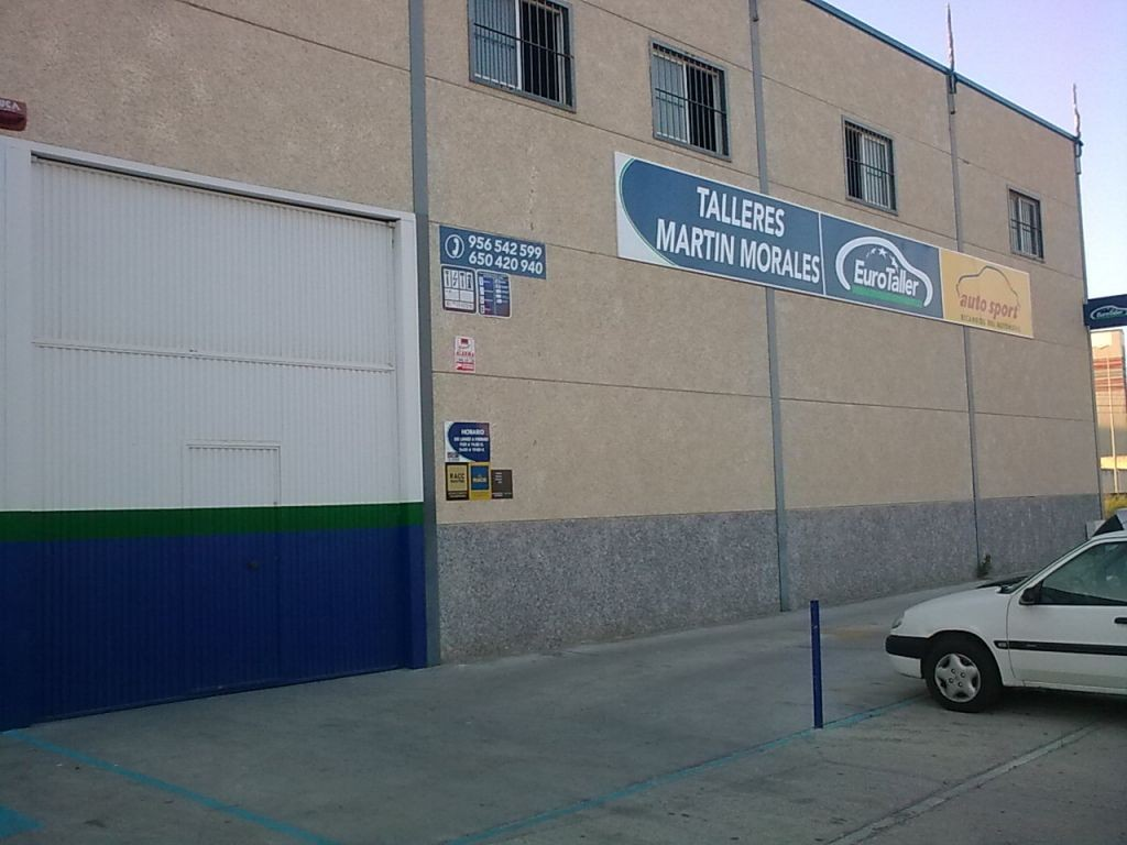 TALLERES MARTIN & MORALES, S.L. en Puerto de Santa María (El) title=