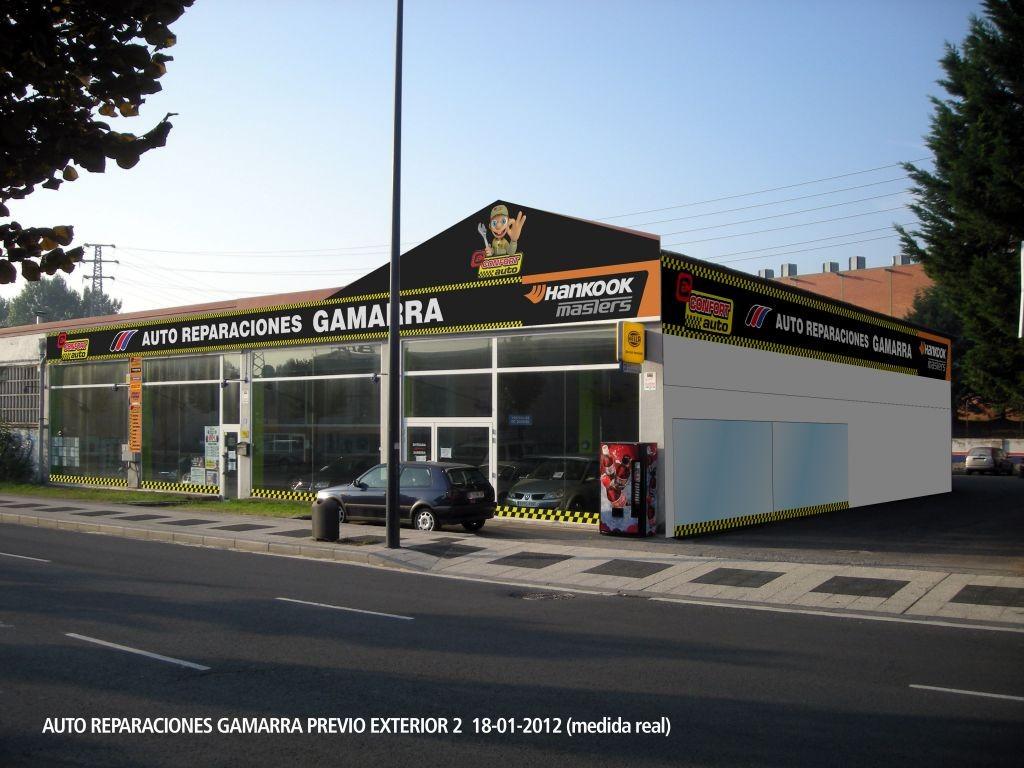 AUTO REPARACIONES GAMARRA en Vitoria-Gasteiz