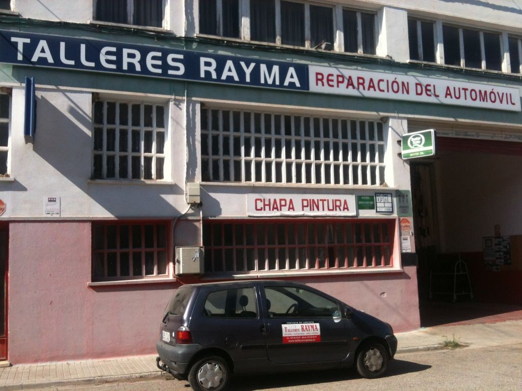 Talleres Rayma en Cuarte de Huerva
