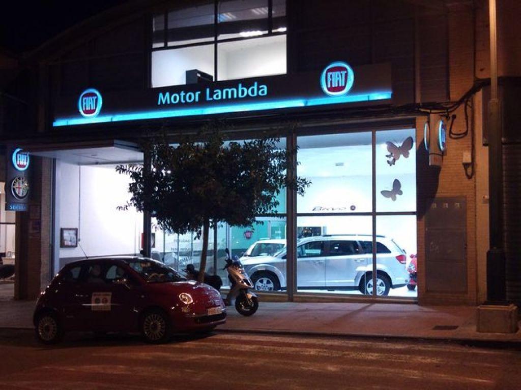 MOTORLAMBDA SL en Alcoy/Alcoi