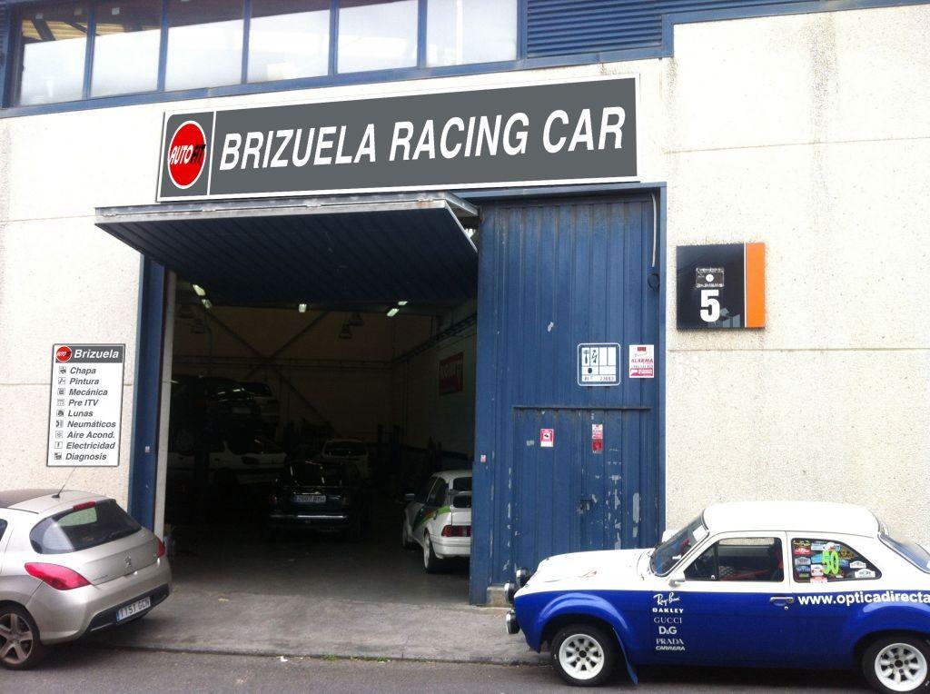 BRIZUELA RACING CAR en Getxo