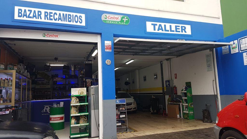 talleryrepuestoscanarios en Palmas de Gran Canaria (Las)