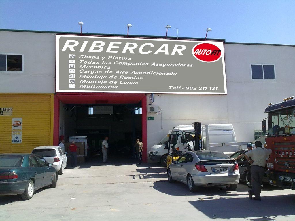 RIBERCAR AUTOMOCION en Borox