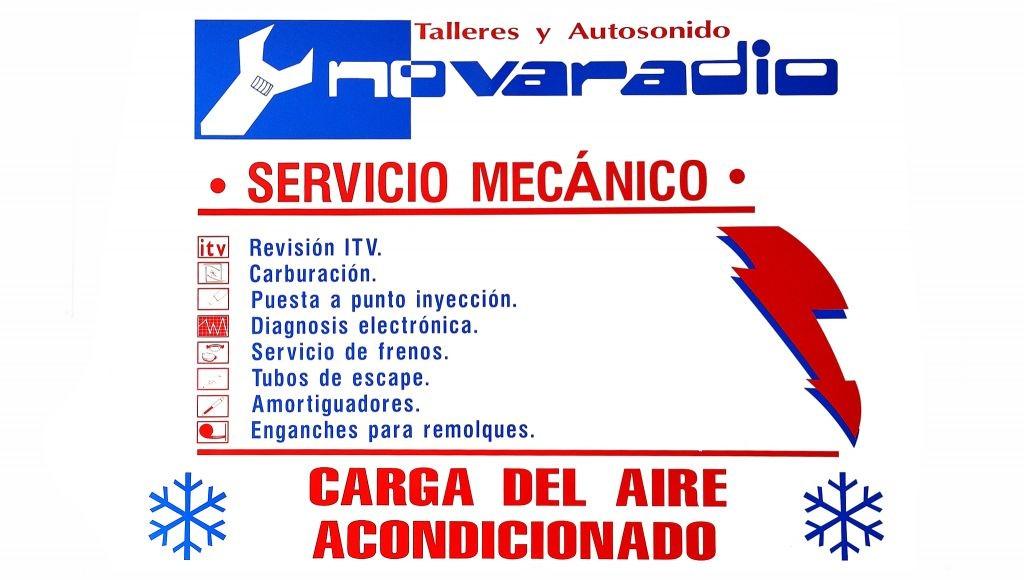 NOVARADIO MECANICA Y ELECTRICIDAD en Rubí