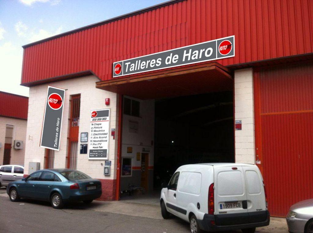 TALLERES DE HARO en Albolote title=