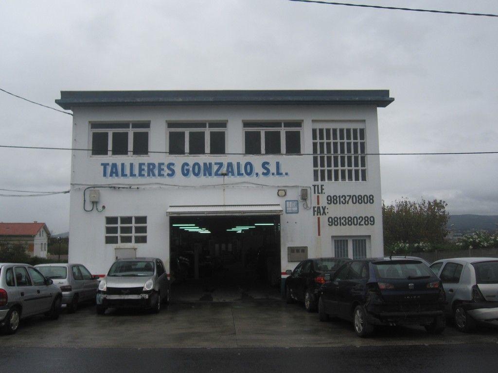 Talleres Gonzalo en Ferrol