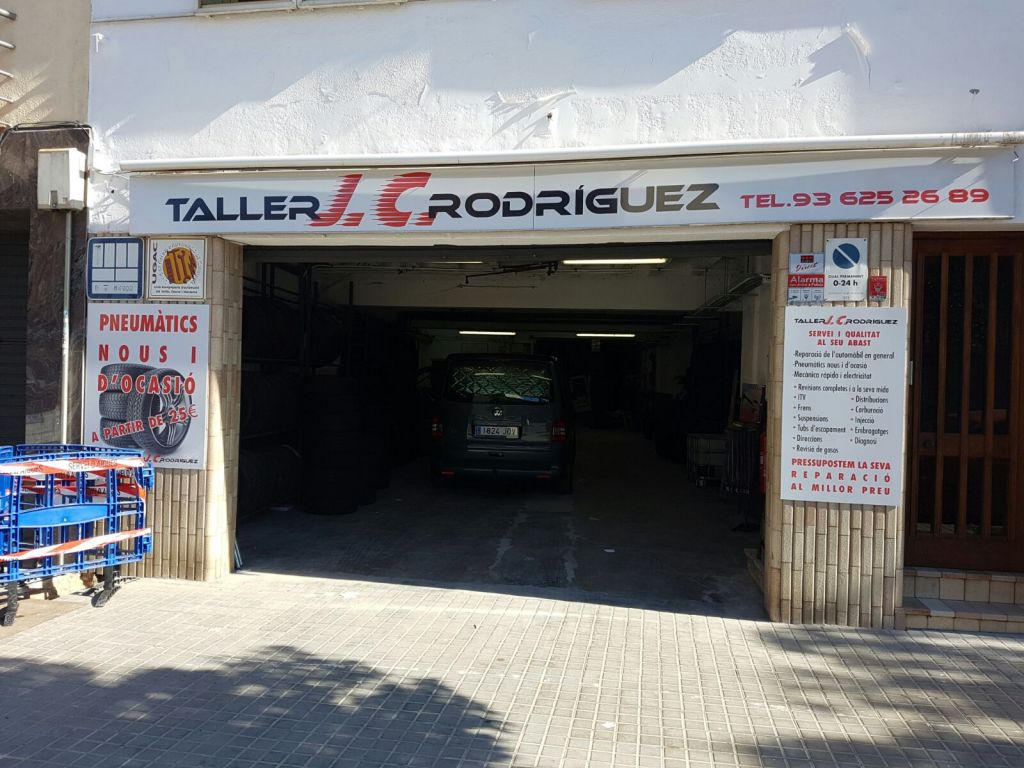 Ford granollers taller