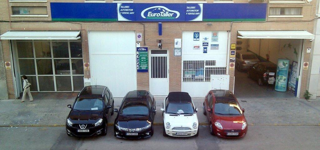 AUTOMOTOR Y VENTAS en Madrid