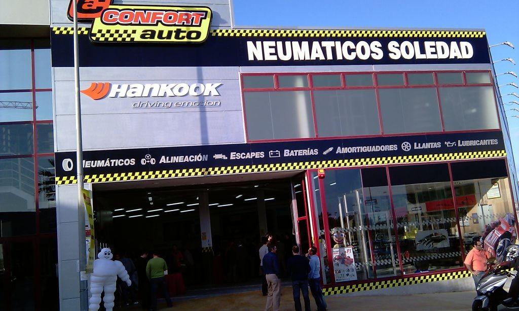 Neumaticos Soledad S.L en Marbella title=