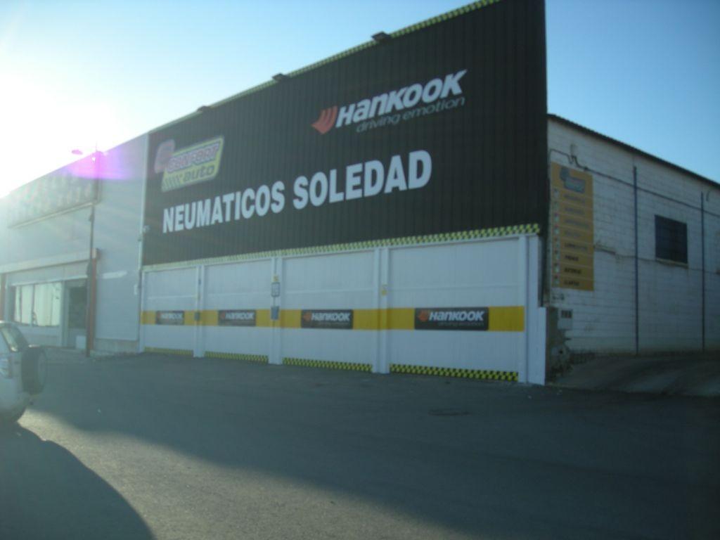 Neumaticos Soledad S.L en Linares title=