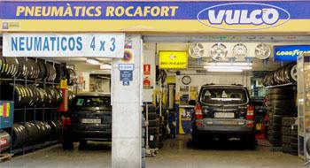 NEUMATICOS ROCAFORT en Barcelona