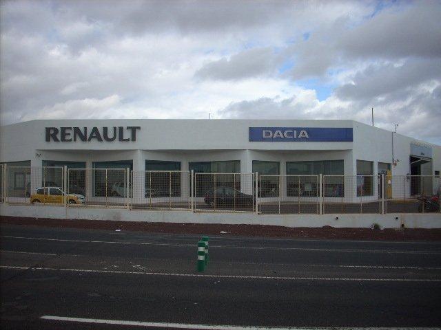 Renault - Juan Toledo, SL  en Arrecife
