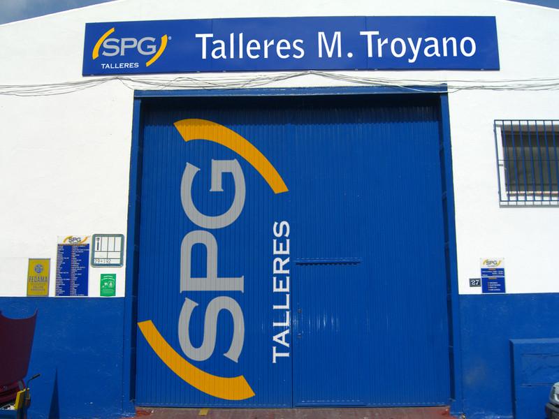 Talleres Troyano en Marbella
