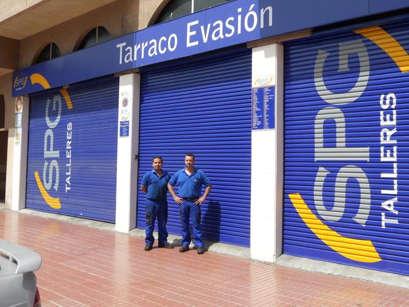 Tarraco Evasión en Tarragona title=